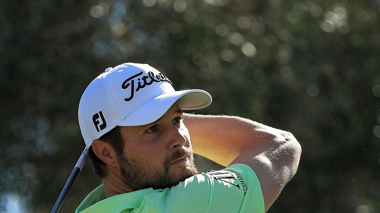 Peter Uihlein Two Clear After Shriners Hospitals For Children Open