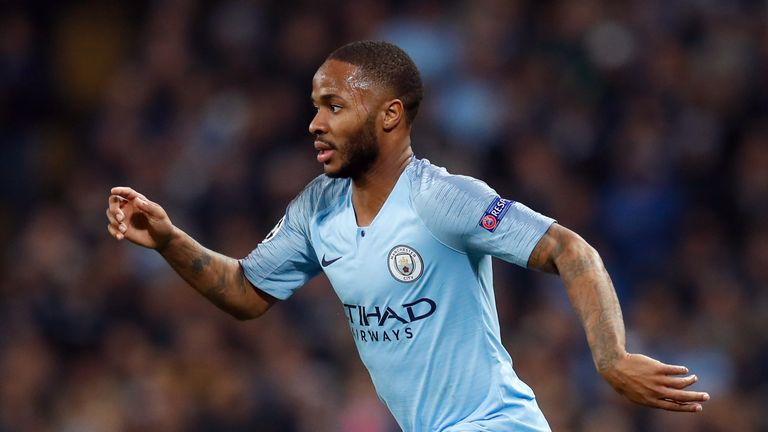 Raheem Sterling signed a new Manchester City contract on Friday
