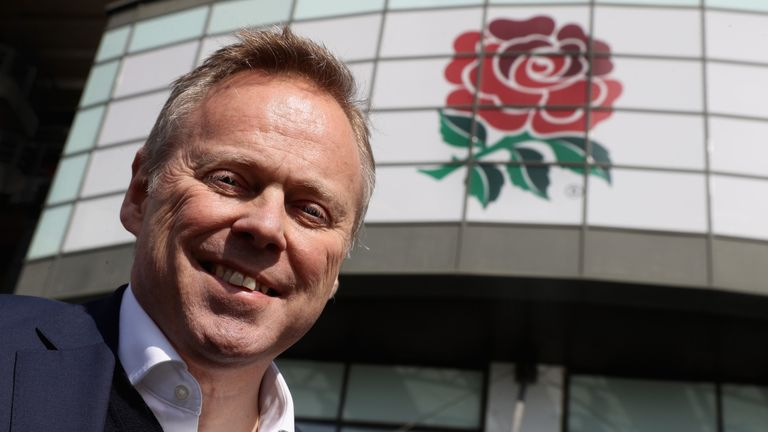 RFU chief executive Steve Brown says the Rugby World Cup remains their number one priority.