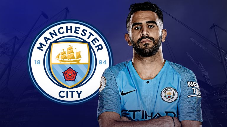 Riyad Mahrez has made a promising start to life at Manchester City