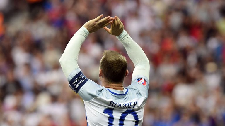 Rooney is expected to win his 120th cap at Wembley
