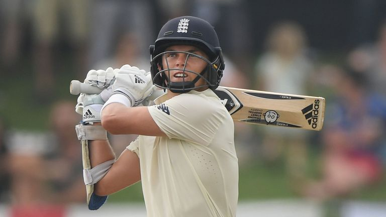 Sam Curran starred during the Test summer for England as they beat India at home