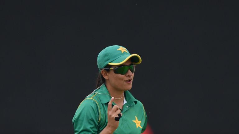 Sana Mir became the top-ranked ODI bowler in October 2018