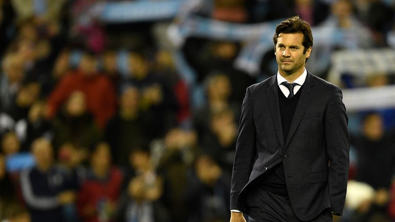 Real Madrid have won each of their four games since Santiago Solari took caretaker charge