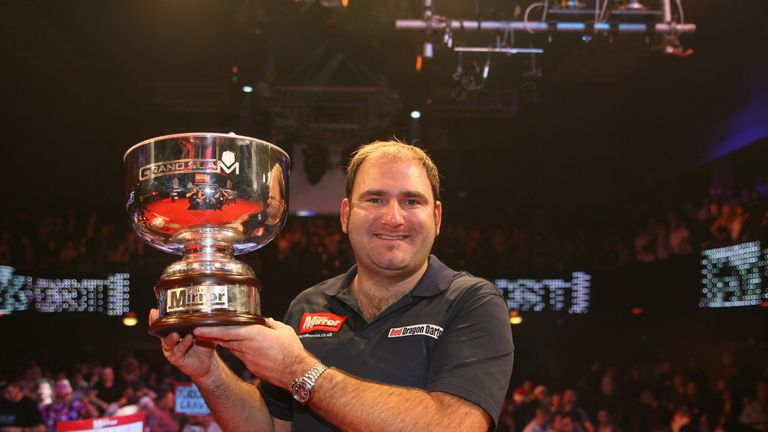 In 2010 Waites became the first and only BDO representative to win the Grand Slam of Darts