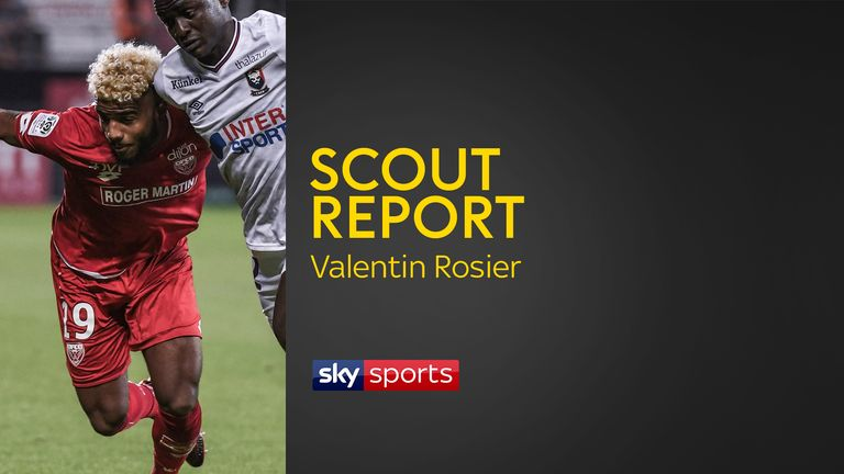 Scout report: Valentin Rosier, Dijon and France U21 right-back | Football News |