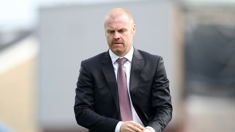 Sean Dyche's Burnley began their Europa League campaign in July, several weeks before the Premier League kicked off