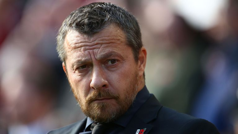 Jokanovic lost his job after Fulham failed to win in their last seven matches