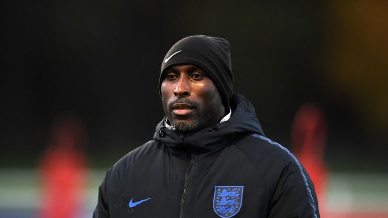 Sol Campbell considered for vacant Macclesfield Town manager's role | Football News |