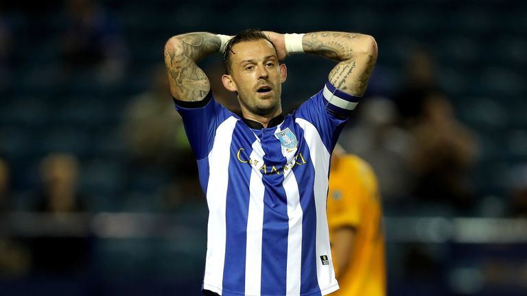 Sheffield Wednesday's Steven Fletcher could return