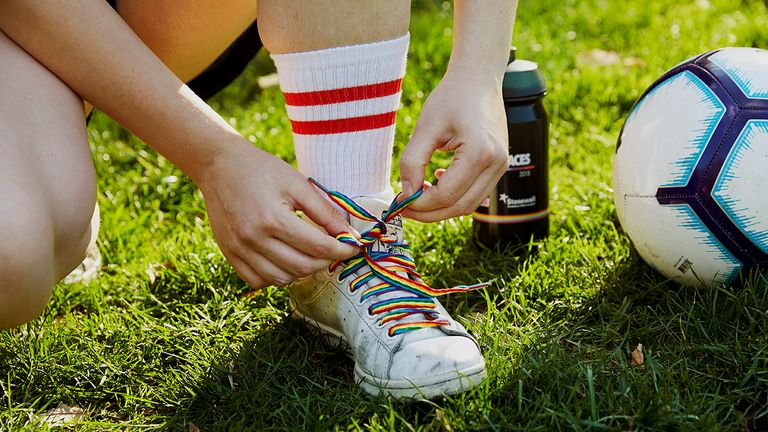 Rainbow Laces was launched in 2013 and this season will mark the sixth annual activation