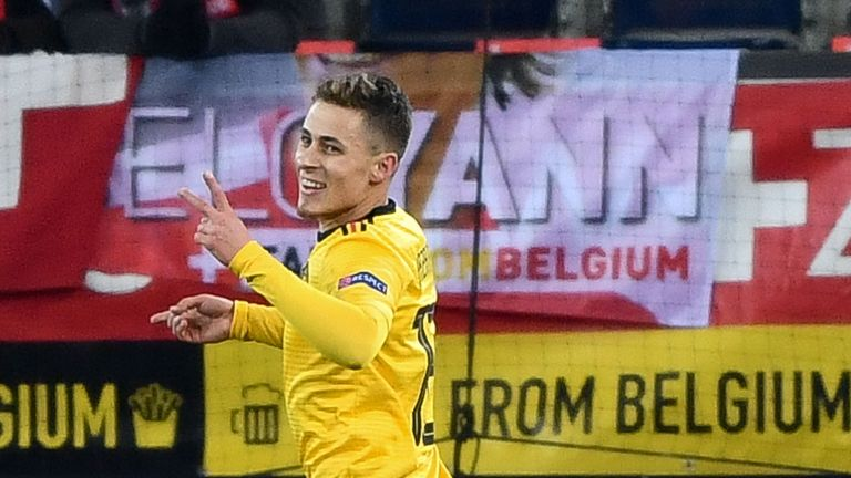 Bayern Munich have reportedly stepped up their pursuit of Thorgan Hazard