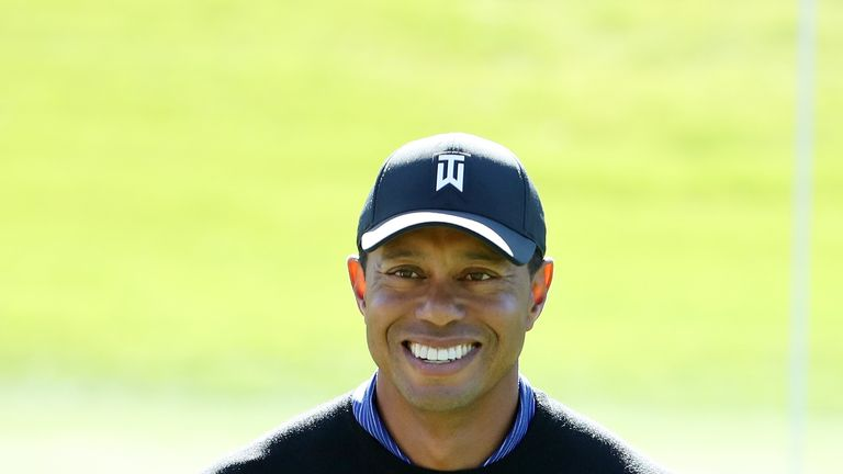 Hero extends deal with Tiger Woods
