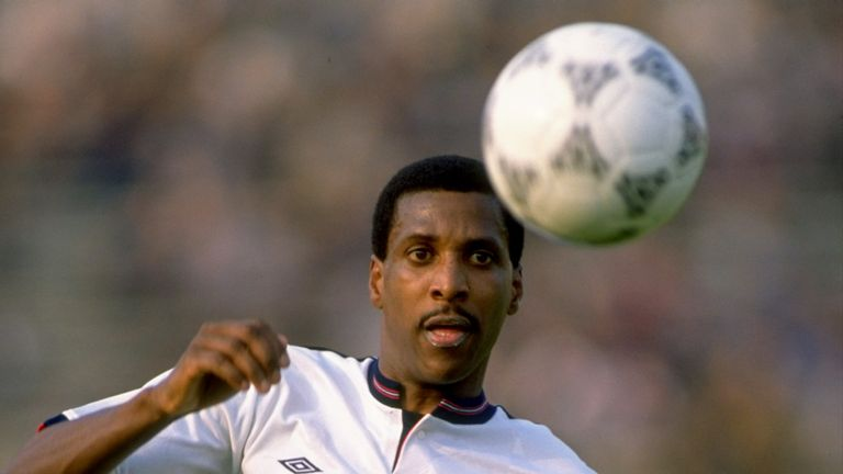 Viv Anderson never saw himself as 'trailblazer' for black footballers | Football News |