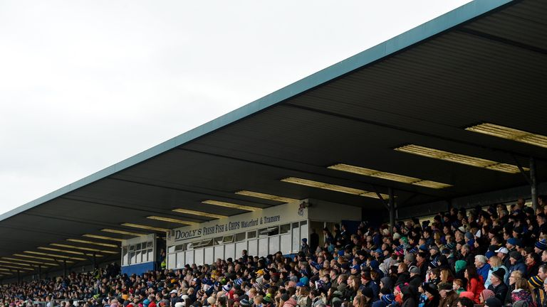 Walsh Park currently doesn't meet the requirements to host Munster Championship games