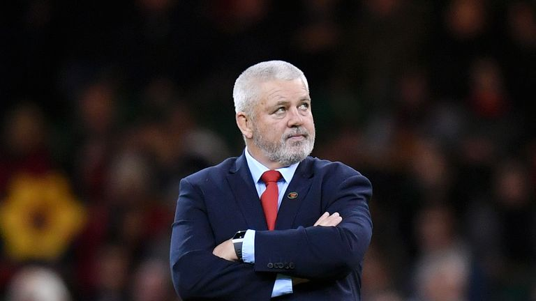 Warren Gatland ahead of Wales v Australia