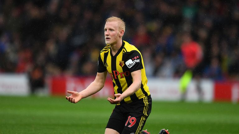 Image result for will hughes injury