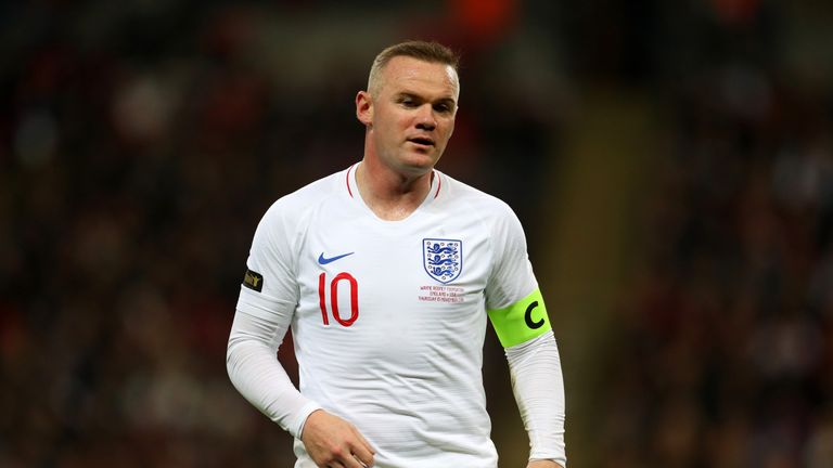 Wayne Rooney argues that he is not devoted to the current generation of England
