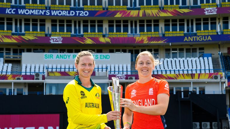 Australia and England contested their third World T20 final against each other