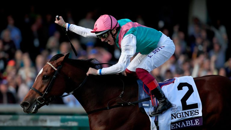 Enable - stays in training next year
