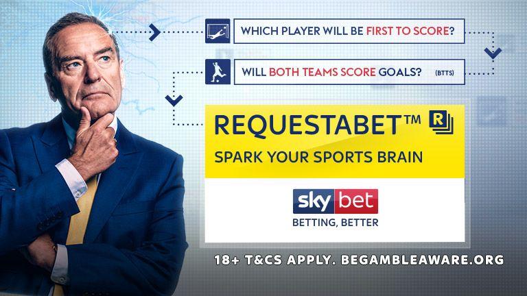 Sky Bet RequestABet