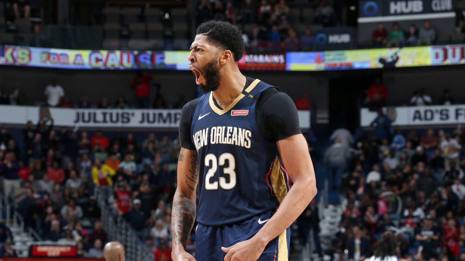 New Orleans Pelicans To Trade Anthony Davis To Los Angeles