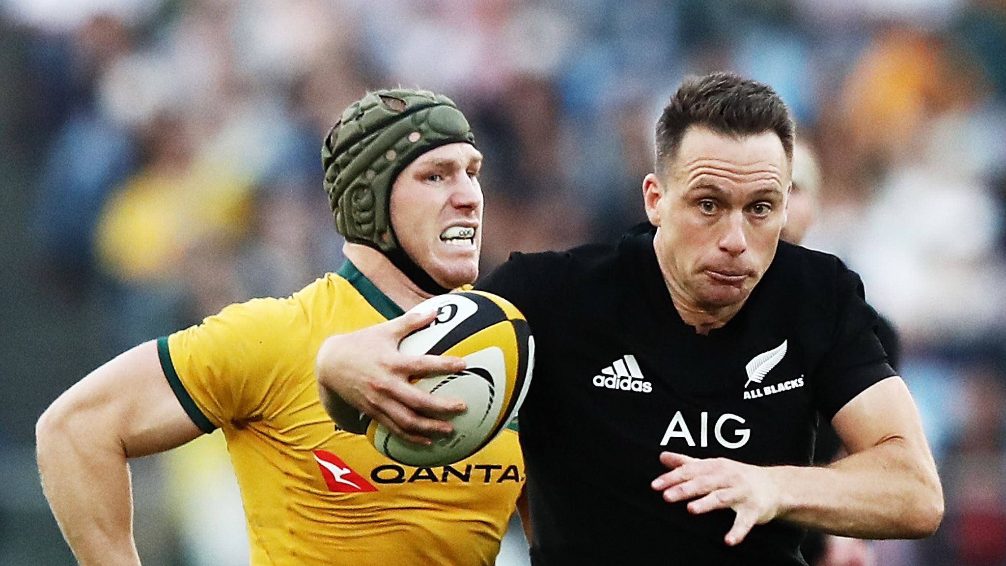New Zealand Australia Agree Dates For Bledisloe Cup Tests Rugby Union News Sky Sports