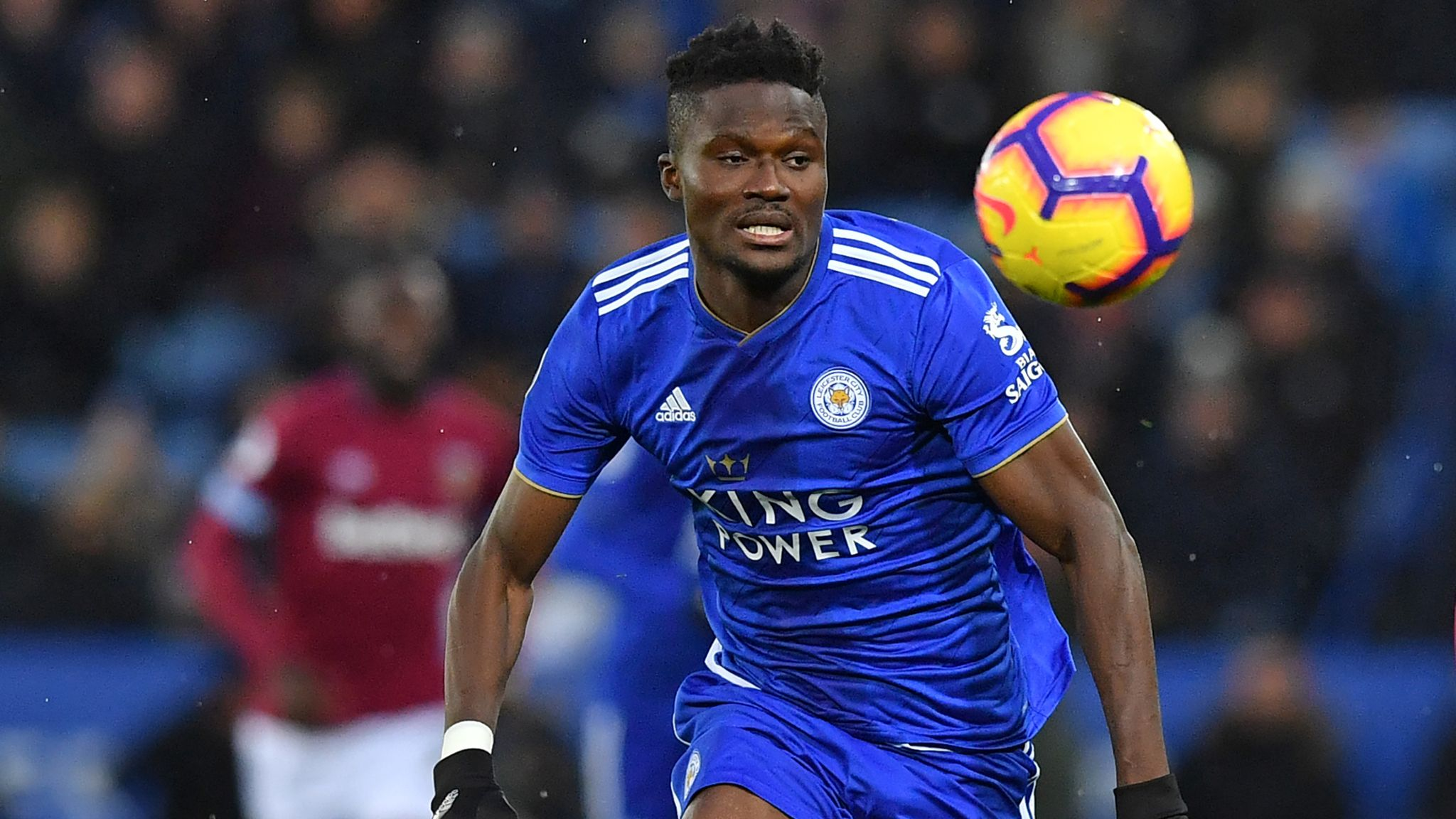 Daniel Amartey signs new contract at Leicester | Football News | Sky Sports