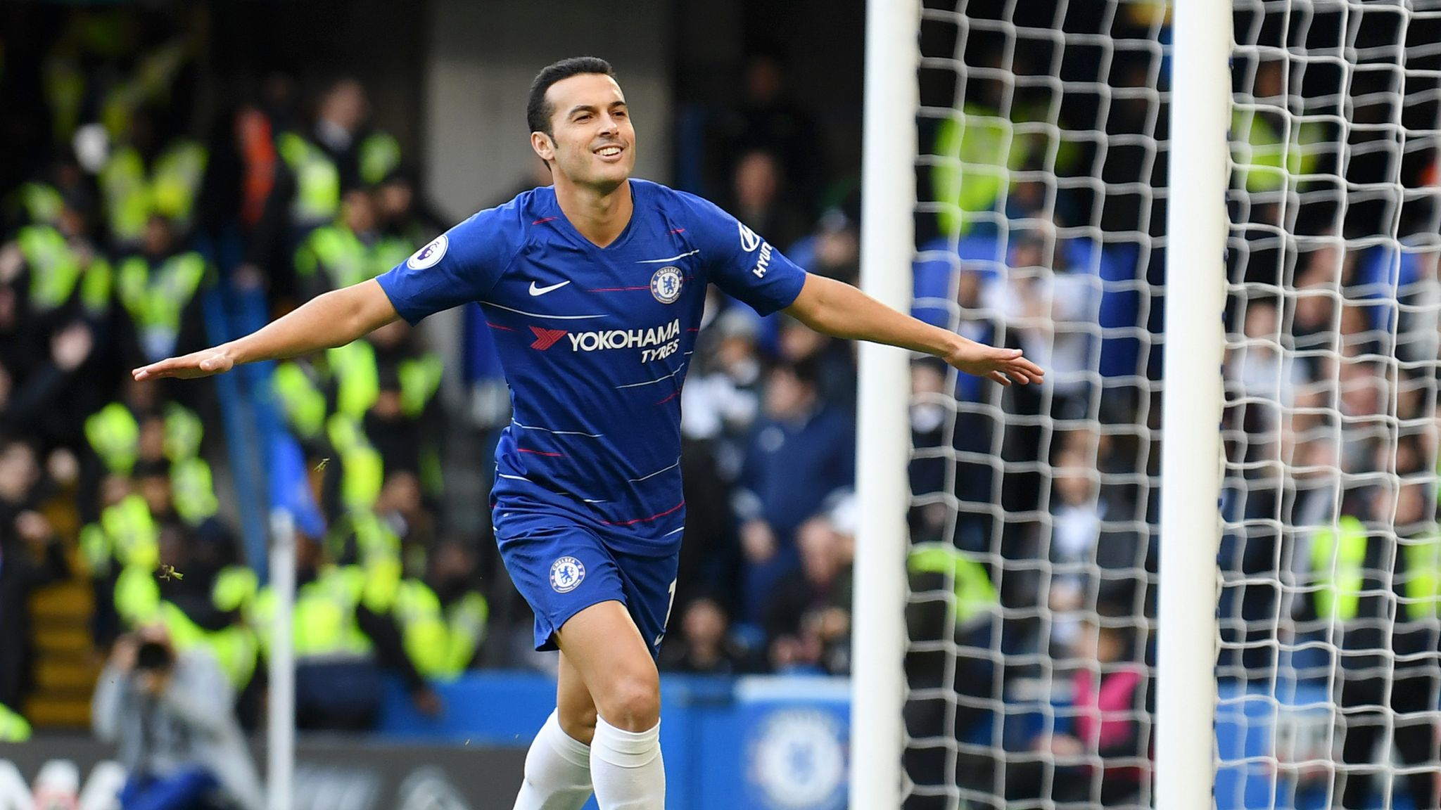 new concept e8d3d ee78b Pedro reveals Chelsea players demanded form had to change ...