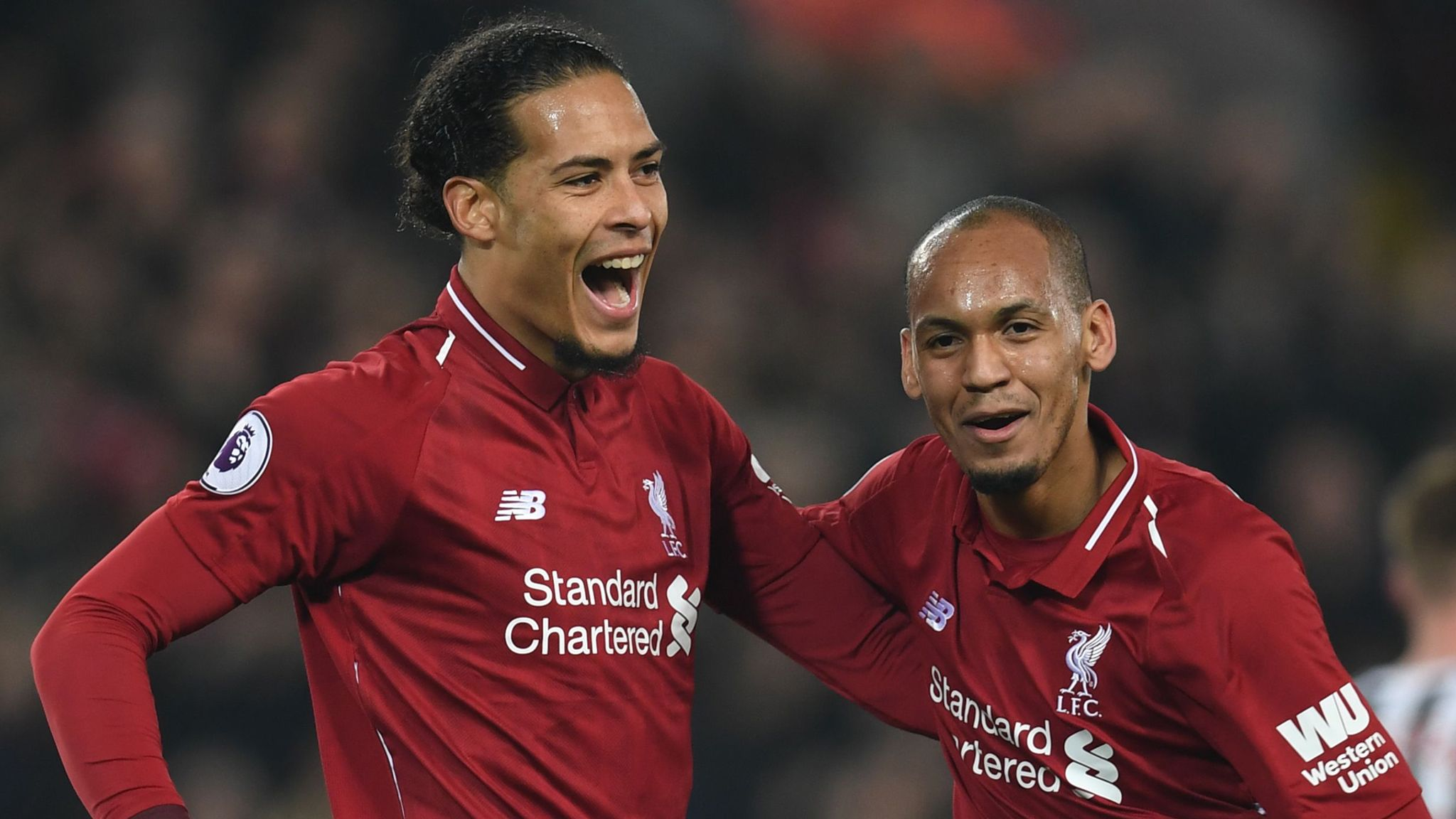 Premier League Results And Round Up Liverpool Stretch Lead At Top As Leicester Stun Manchester City Football News Sky Sports