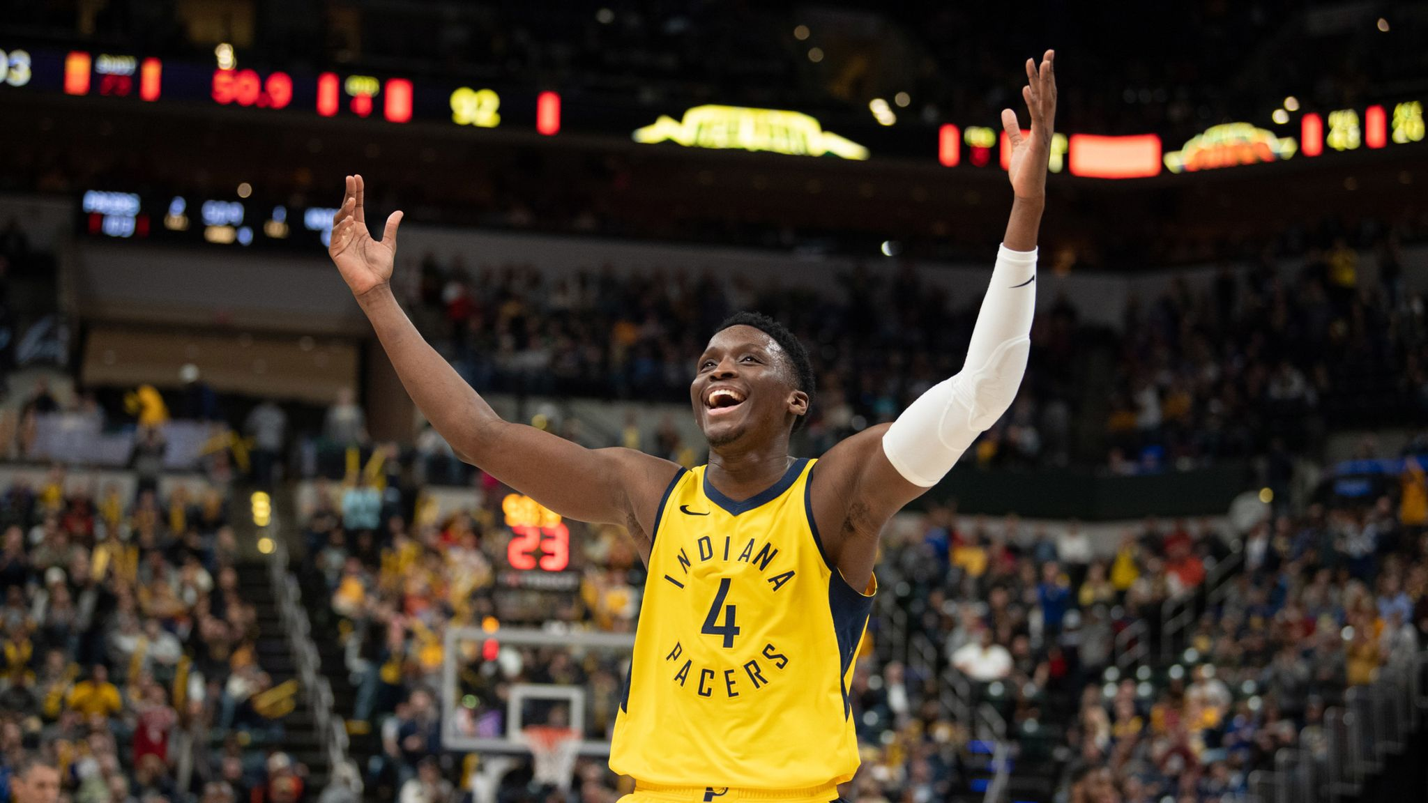 Indiana Pacers poised to make noise again with improved roster
