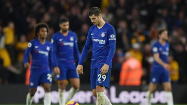 How Morata fell out of favour