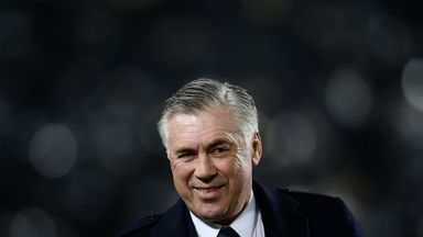 Carlo Ancelotti has eyes on Liverpool in midweek