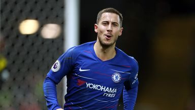 Eden Hazard remains open to a Real Madrid move