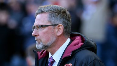 Levein described referee Bobby Madden's performance as abysmal