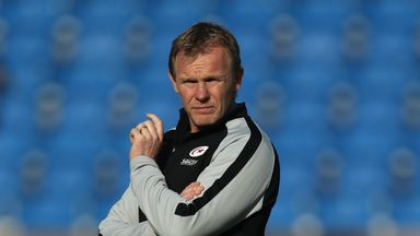 Mark McCall expects to be at Saracens in the long-term