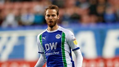 Stoke want Wigan midfielder Powell
