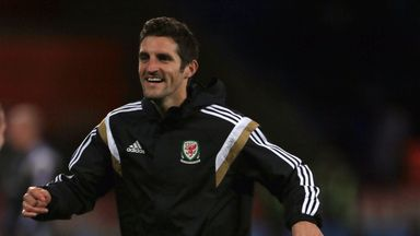 Sam Ricketts has been named Shrewsbury boss
