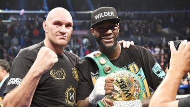Deontay Wilder must negotiate immediate rematch with Tyson Fury