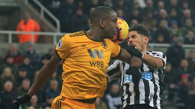 fifa live scores -                               WATCH: Did Dean miss Boly elbow?