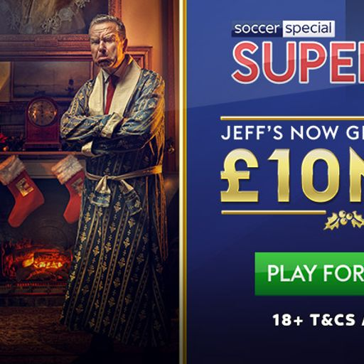 Jeff's Now Given Away £10 Million