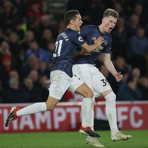 Watch midweek PL goals on mobile
