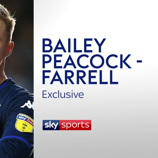 Peacock-Farrell exclusive interview