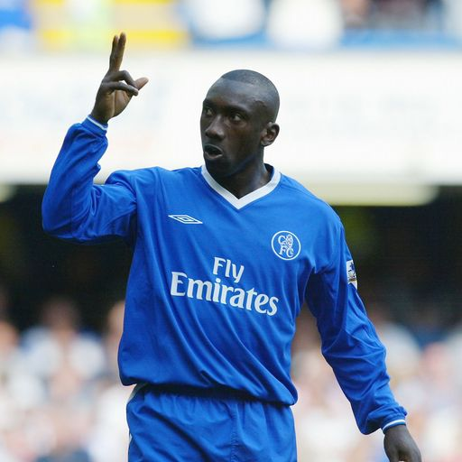 Hasselbaink: LVG sack cost me Barca move