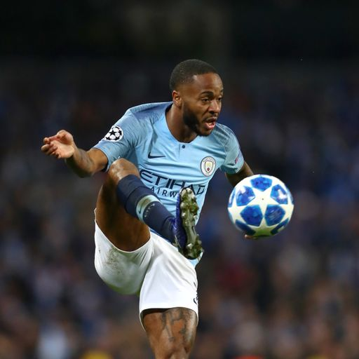 Sterling shows his class