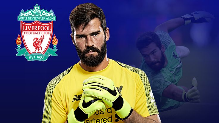 Alisson has made a big impression in the Liverpool goal this season