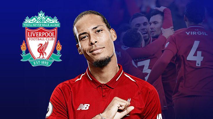 Virgil van Dijk has transformed Liverpool at the back