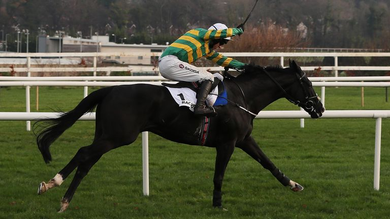 Le Richebourg is clear at Leopardstown