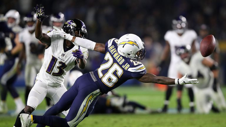 Highlights of the Baltimore Ravens' trip to the Los Angeles Chargers in Week 16 of the NFL.