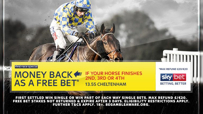 First Race Special - 13:55 Cheltenham